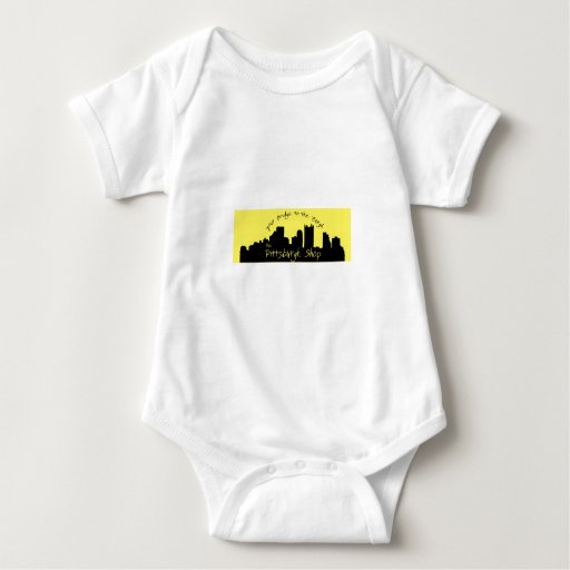 The Pittsburgh Shop Baby Bodysuit