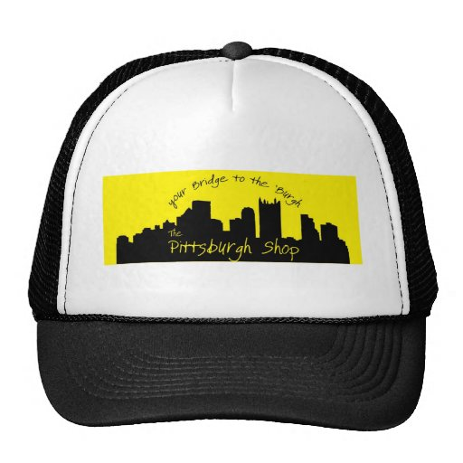 The Pittsburgh Shop Hat