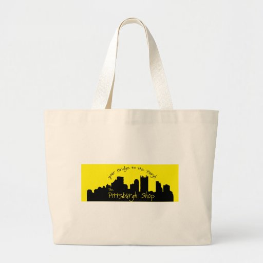 The Pittsburgh Shop Tote Bag