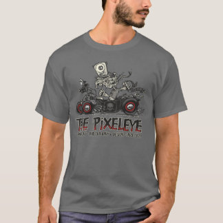 The Pixeleye - Monster VI T-Shirt