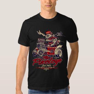 The Pixeleye - Red Monster Tee Shirt