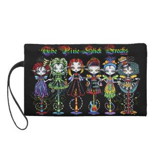 The Pixie Stick Freaks Rainbow Fairy Wristlets