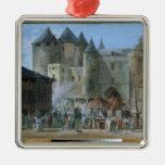 The Place de l'Apport-Paris Ornament