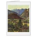 The Place Of Sophie By Waldmuller Ferdinand Georg Greeting Card
