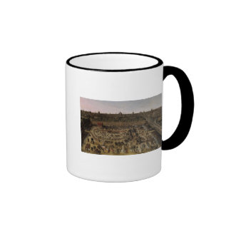The Place Royale and the Carrousel in 1612 Ringer Mug