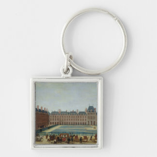 The Place Royale with the Royal Carriage, c.1655 Keychains