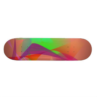 The Place to Be Custom Skateboard