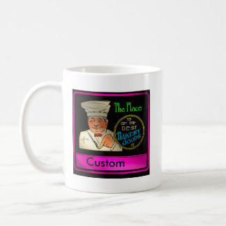 The Place to Get the Best Bakery Goods CUSTOMIZE Coffee Mug