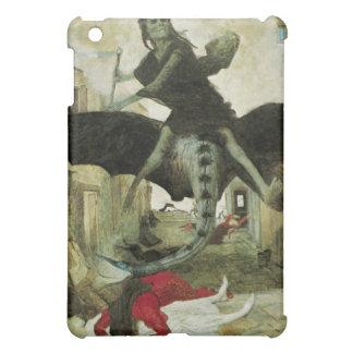 The Plague, Arnold Bocklin, 1898 iPad Mini Cover
