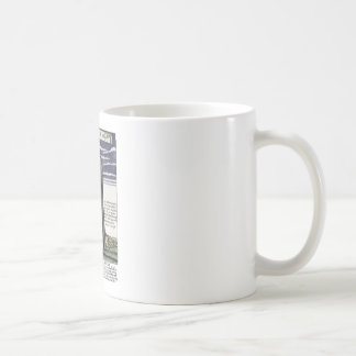 The Plague Doctor. Coffee Mug