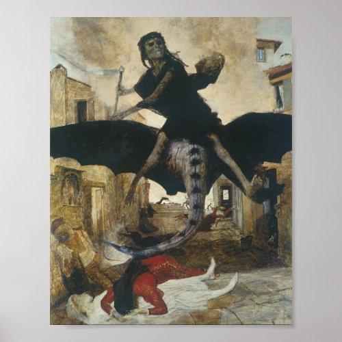 The Plague print