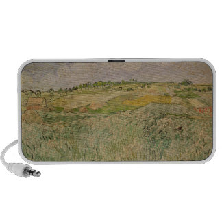 The Plain at Auvers, 1890 Travelling Speaker