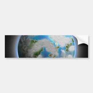 The Planet Bumper Sticker