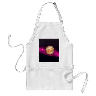 The Planet Jupiter Adult Apron
