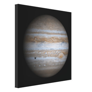 The Planet Jupiter Canvas Print