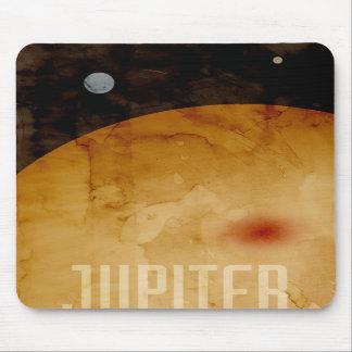 The Planet Jupiter Mousemats
