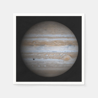 The Planet Jupiter Paper Napkin