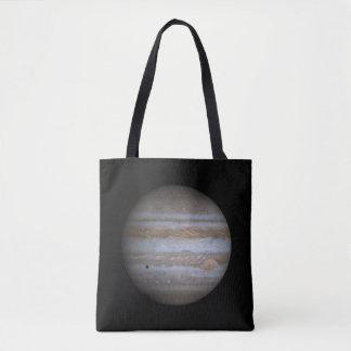 The Planet Jupiter Tote Bag