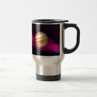 The Planet Jupiter Travel Mug