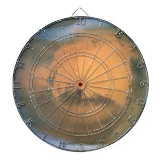 The Planet Mars Dartboard