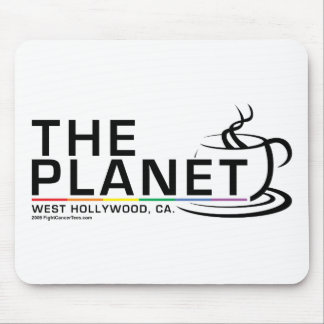 The Planet Mouse Pad