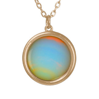 The Planet Neptune Necklace