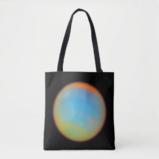 The Planet Neptune Tote Bag