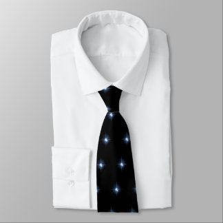 The Planet Pluto & Moon Charon Neck Tie