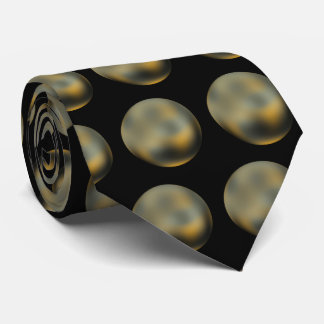 The Planet Pluto Neck Tie