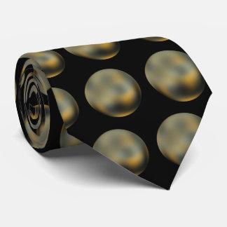 The Planet Pluto Neck Tie
