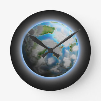 The Planet Round Clock