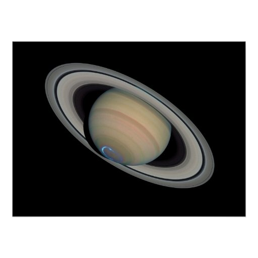 planet saturn poster - photo #15