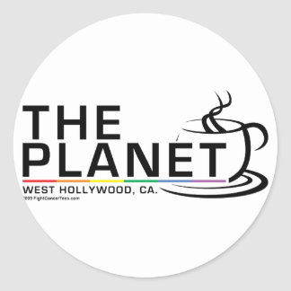 The Planet Stickers