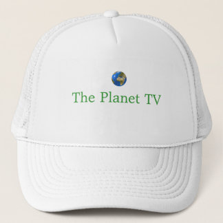 The Planet TV hat