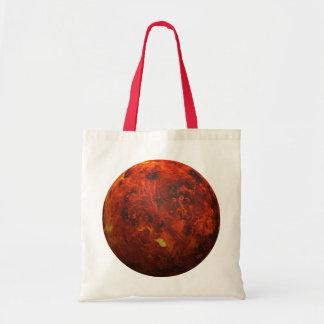 The Planet Venus - 3D Effect Tote Bag