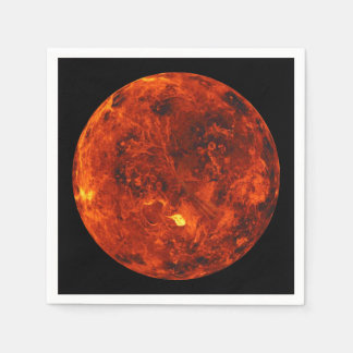 The Planet Venus Napkin