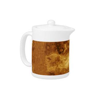 The Planet Venus Teapot