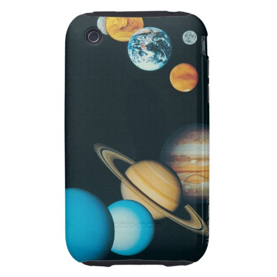 The Planets iPhone 3 Tough Cover