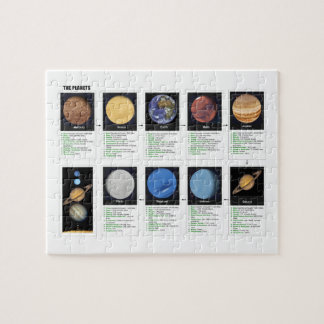 The Planets Jigsaw Puzzle