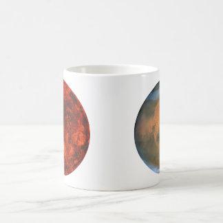 The Planets Mars & Venus Coffee Mug