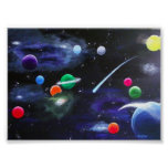 The Planets Posters