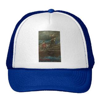 the plank mesh hat