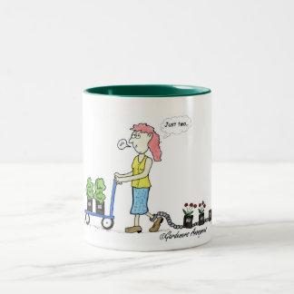 The Plant Shopaholic Mug