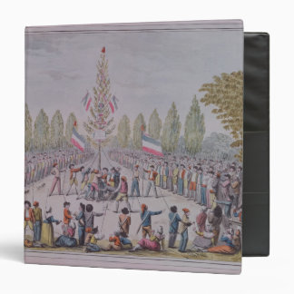 The Plantation of a Liberty Tree 3 Ring Binder