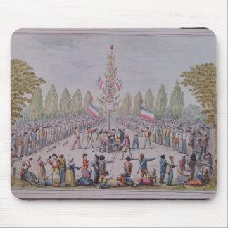 The Plantation of a Liberty Tree Mouse Pad