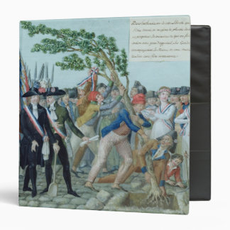 The Planting of a Tree of Liberty, c.1789 Binder
