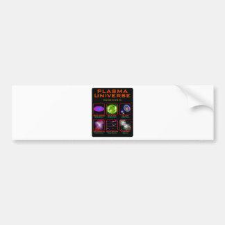 The Plasma Universe Bumper Sticker