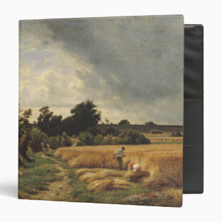 The Plateau of Ormesson 3 Ring Binder