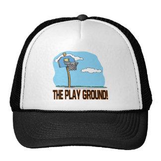 The Play Ground Trucker Hat