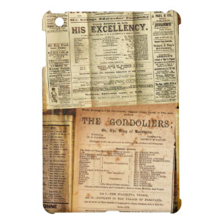 The Playbills Case For The iPad Mini
